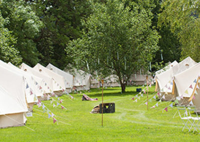 Bell Tent Town
